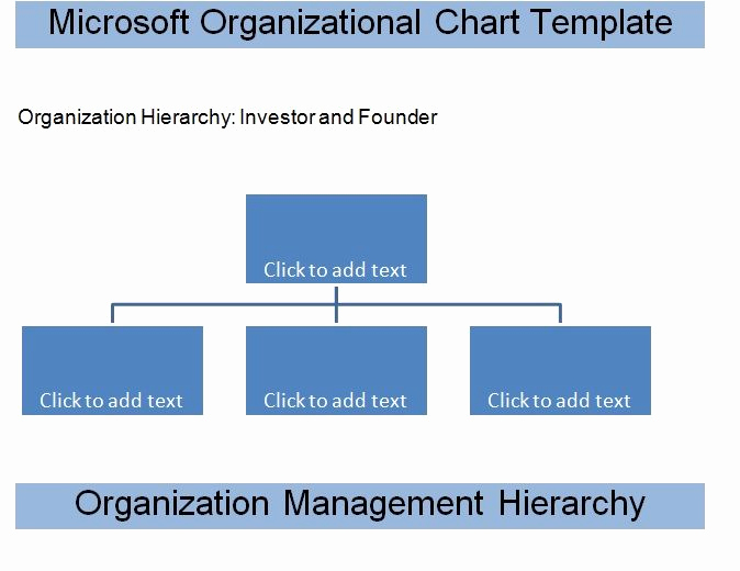 Ms Word org Chart Templates Awesome Get Microsoft organizational Chart Template