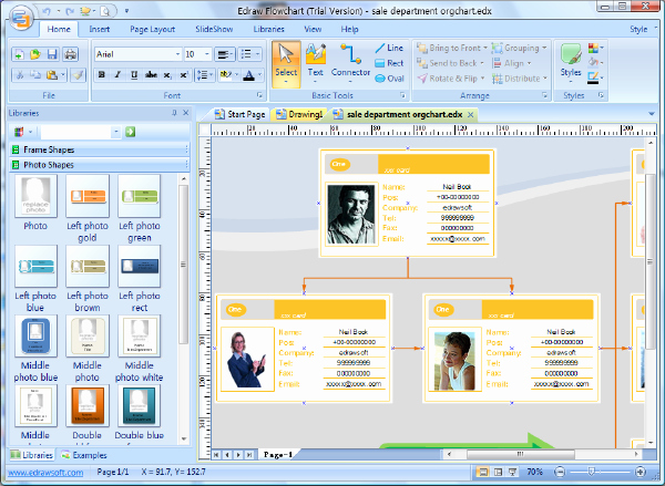Ms Word org Chart Templates Beautiful Create organization Charts In Microsoft Word