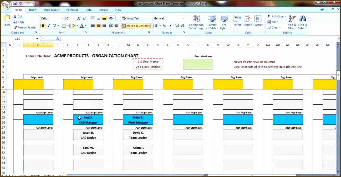 Ms Word org Chart Templates Inspirational 15 Microsoft Word organizational Chart Template