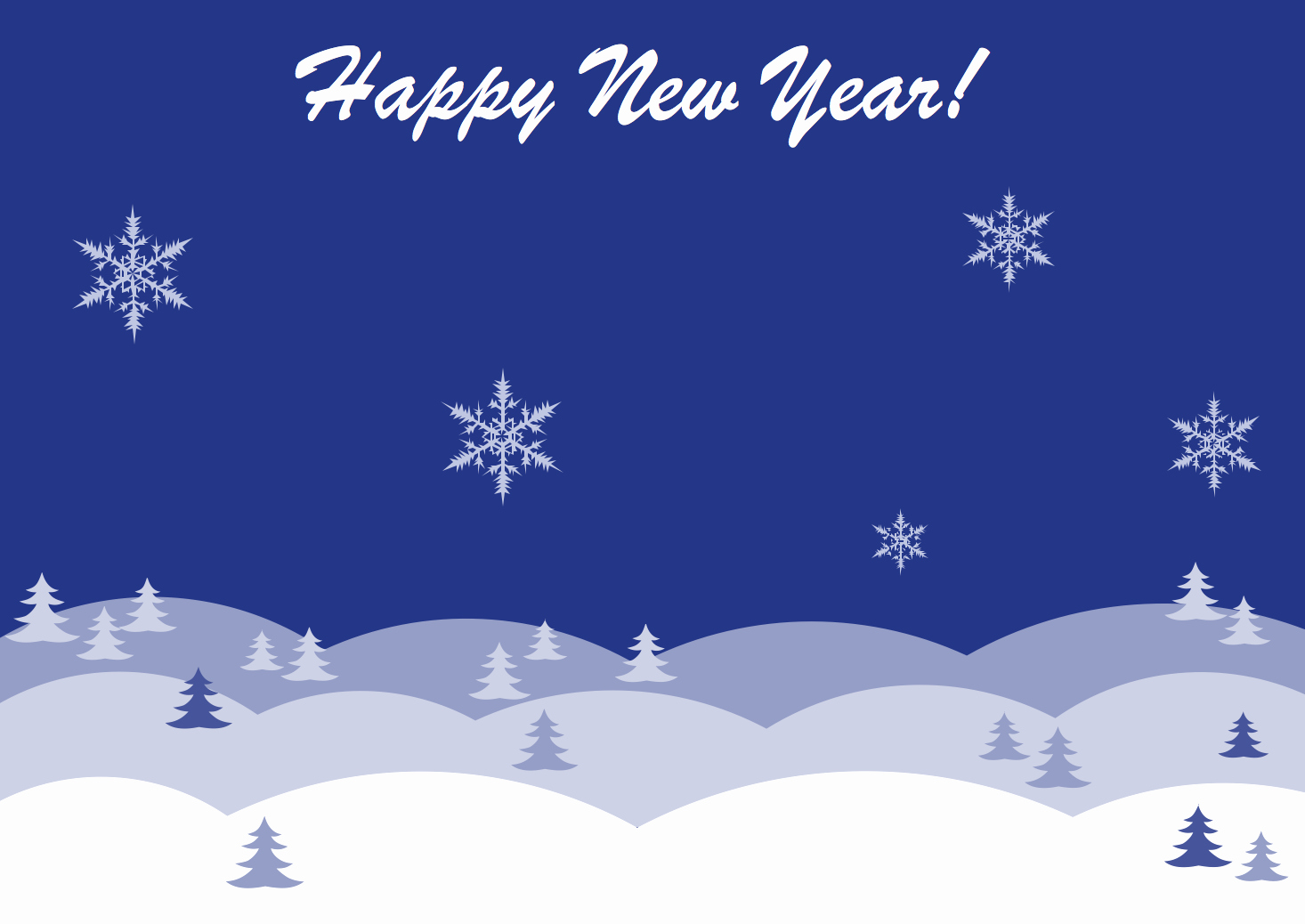New Year Card Template Best Of Holiday solution Holiday Clipart