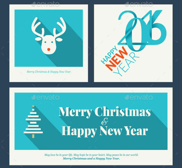 New Year Card Template Fresh 30 New Year Greeting Card Templates Free Psd Eps Ai