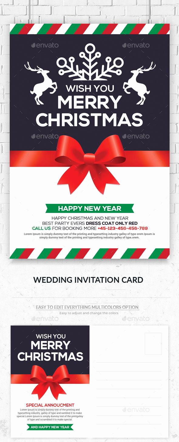 New Year Card Template Lovely Best 25 New Year Greeting Cards Ideas On Pinterest