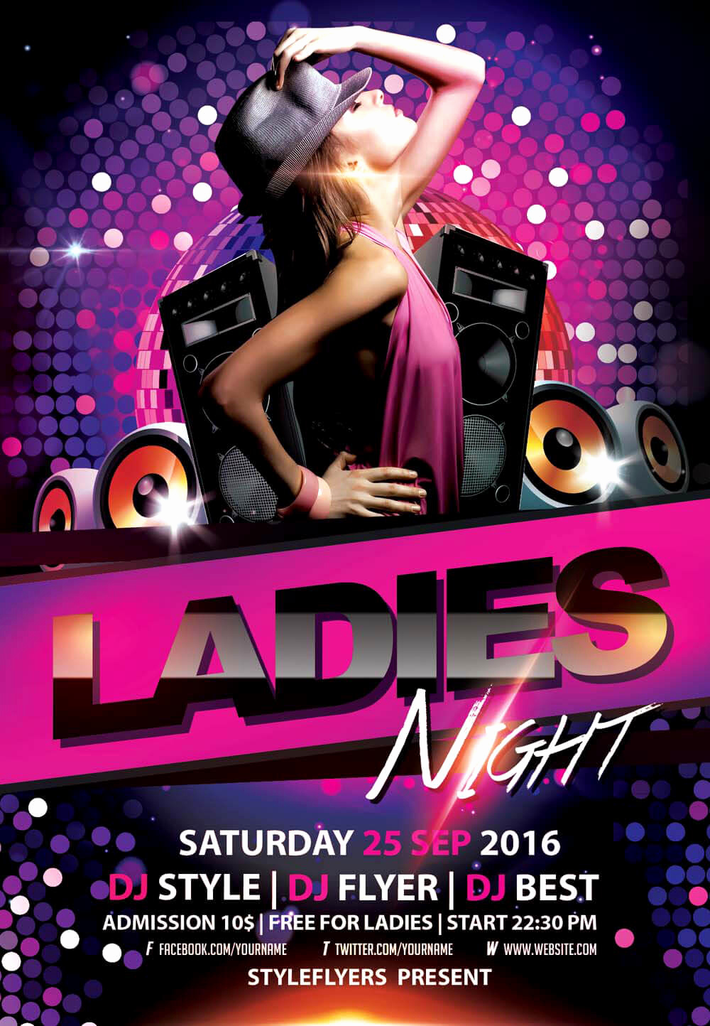 Night Club Flyer Templates Awesome New Party Season Free Psd Flyer Templates Graphicsfuel