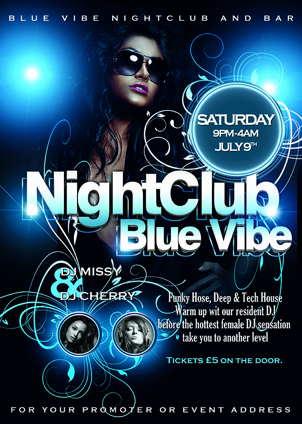 Night Club Flyer Templates Inspirational 17 Best Images About Flyers On Pinterest