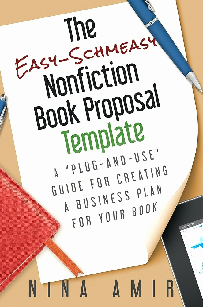 Nonfiction Book Proposal Template Awesome Book Report Template Grade How to Write A Book Report
