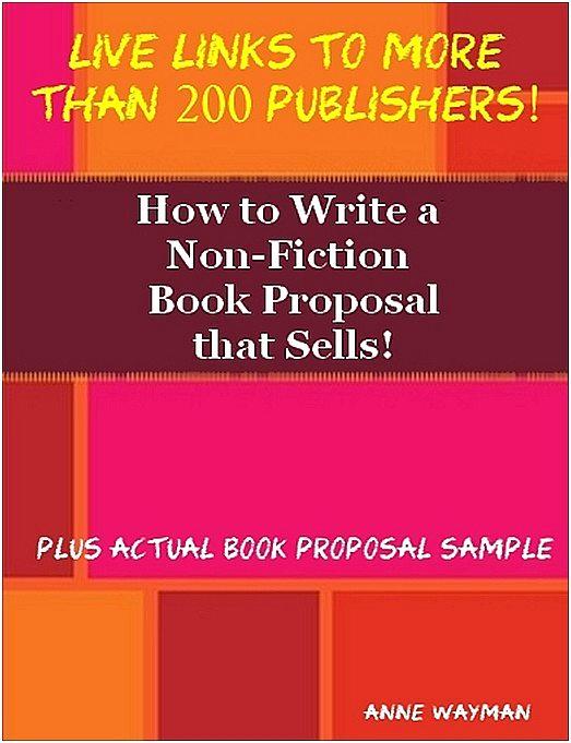 Nonfiction Book Proposal Template Beautiful How to Write A Fiction Book Proposal