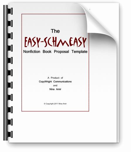 Nonfiction Book Proposal Template Fresh Author Training 101 Write Nonfiction now