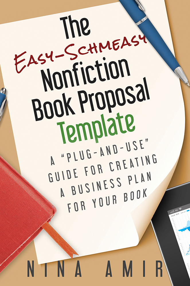 Nonfiction Book Proposal Template Luxury the Nonfiction Book Proposal Demystified Write