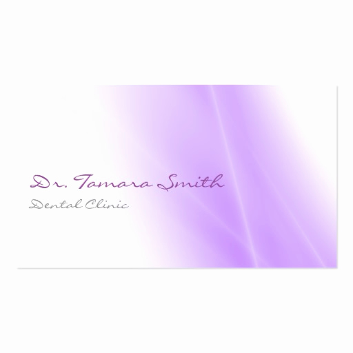 Office Business Card Template Awesome Dentist Dental Fice Business Card Template