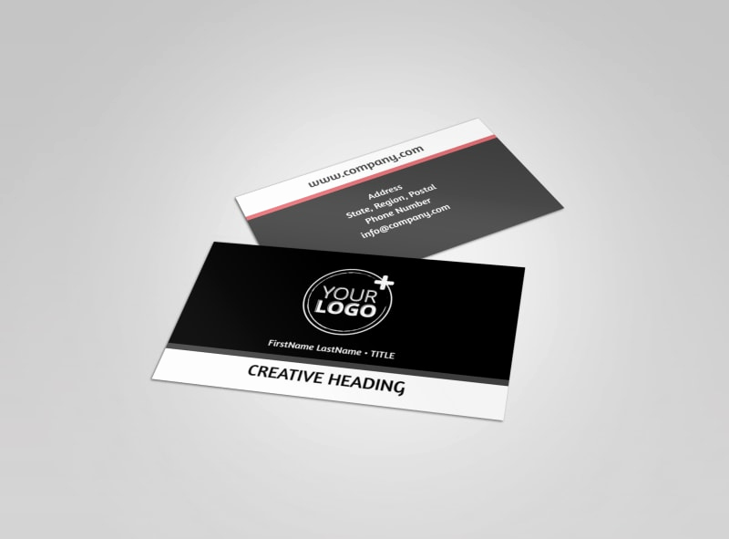 Office Business Card Template Awesome Fice event Graphy Business Card Template