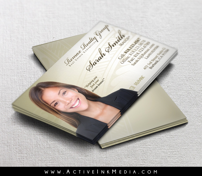 Office Business Card Template Awesome Remax Realtor Realty Fice Business Card Template