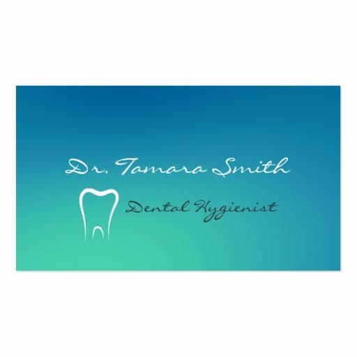 Office Business Card Template Beautiful Dental Hygienist Fice Business Card Template