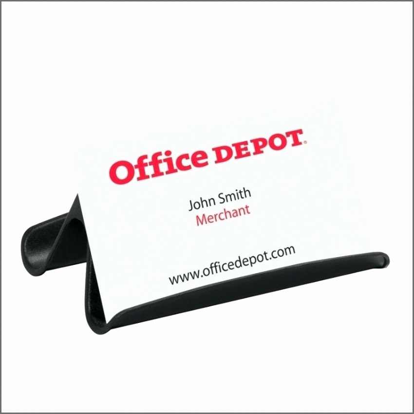 Office Business Card Template Best Of Office Depot Business Card Template 8376 Office Depot
