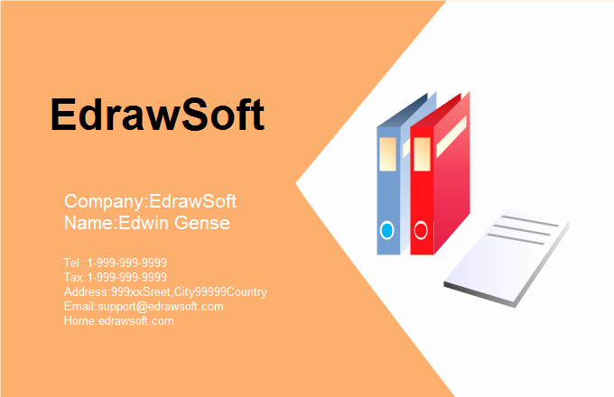 Office Business Card Template Elegant Fice Business Card Templates