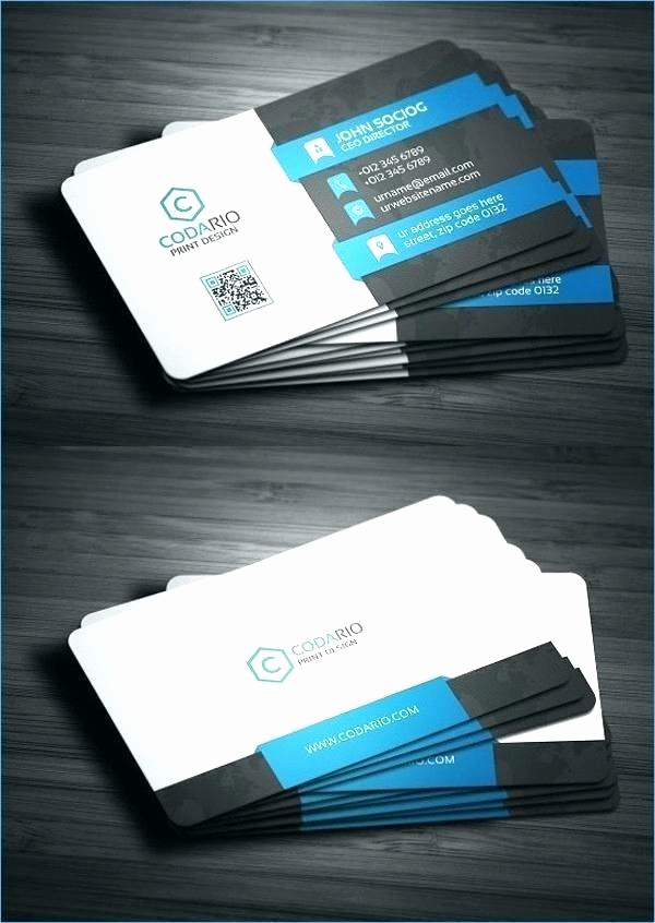Office Business Card Template Fresh Business Cards Beautiful Template Medium Kinkos Fedex