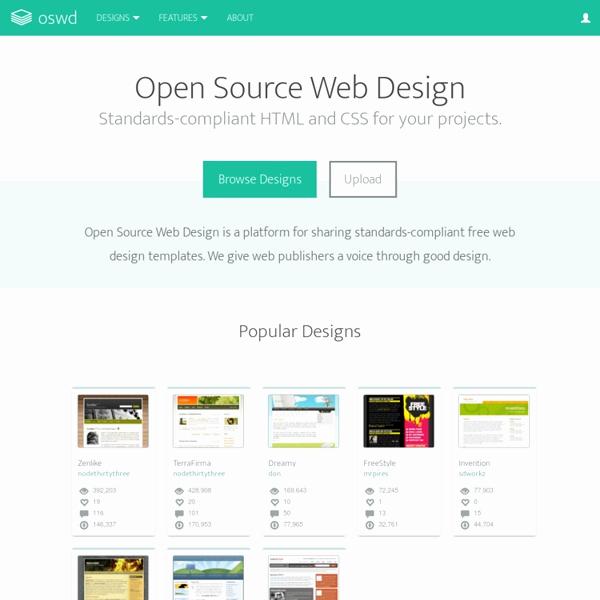 Open source Websites Templates Beautiful Open source Web Design Download Free Web Design