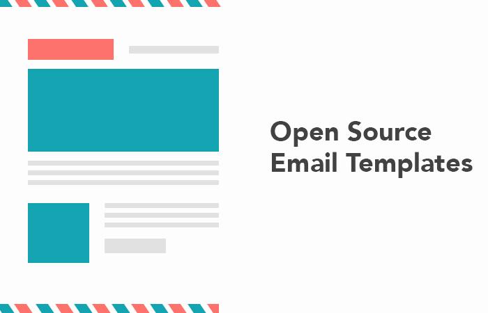 Open source Websites Templates Luxury 30 Sites to Download Open source Email Templates Hongkiat