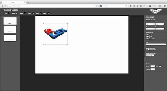 Open source Websites Templates Luxury Jobs Silex Website Builder Update the Templates and