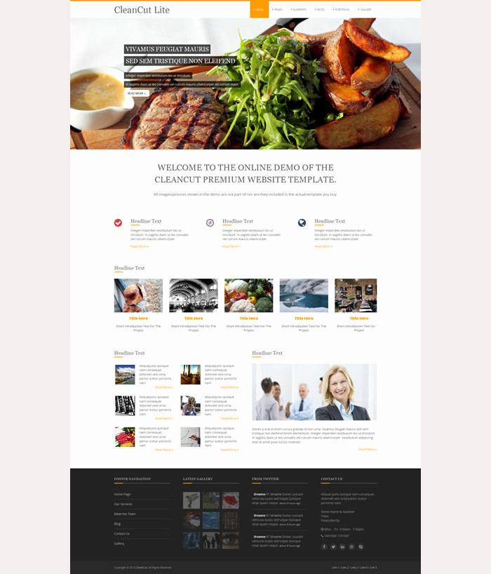 Open source Websites Templates Unique 7 Best Open source Website Templates