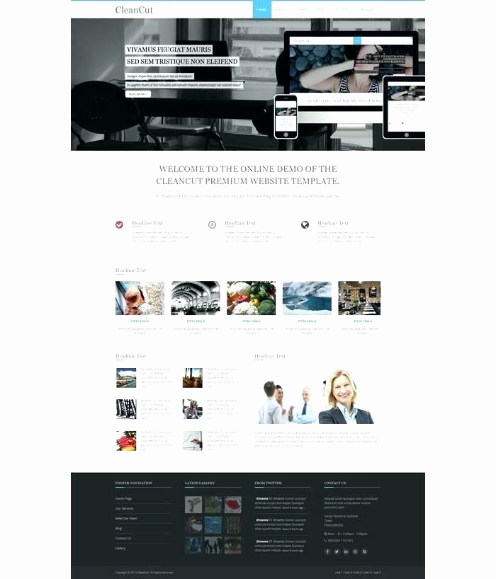 Open source Websites Templates Unique Storyboard Template for Website Design – Lamdep