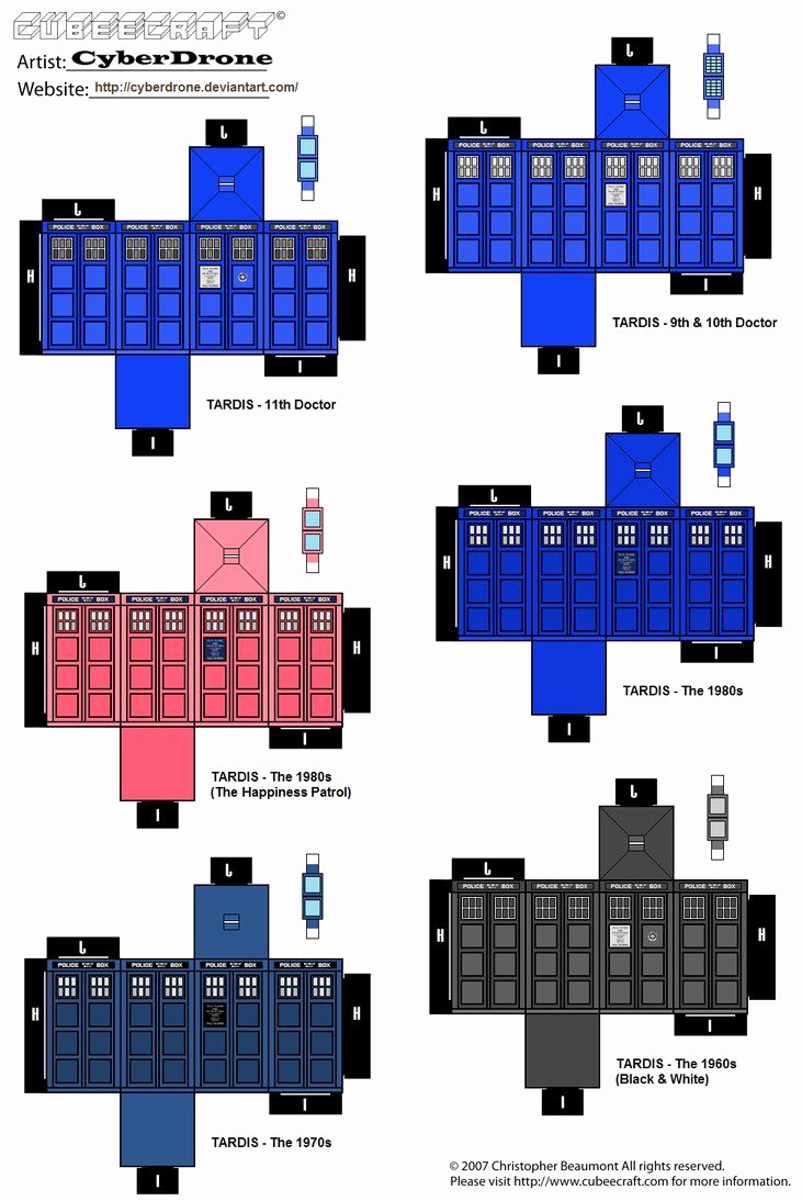 Paper Cut Outs Templates Fresh 17 Images About Paper Craft Doctor who On Pinterest