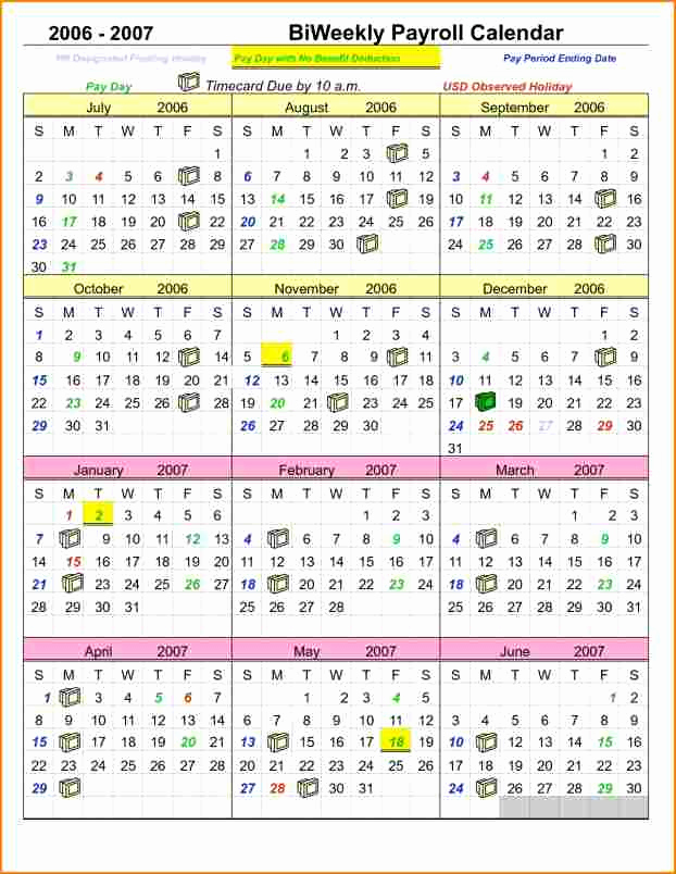 Payroll Calendar Template 2017 Fresh 12 Payroll Calendar Template 2017