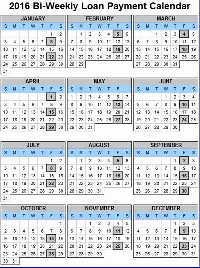 Payroll Calendar Template 2017 Lovely 2017 Biweekly Payroll Schedule Template Excel