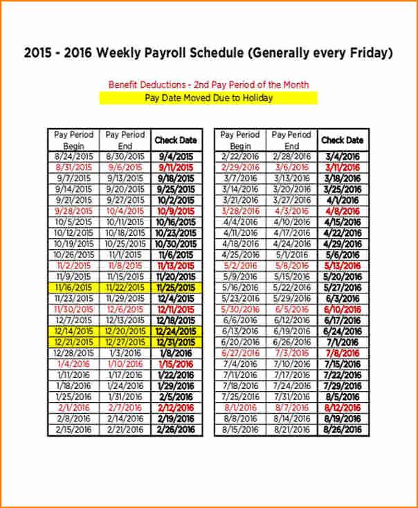 Payroll Calendar Template 2017 Unique 11 2017 Payroll Calendar Template