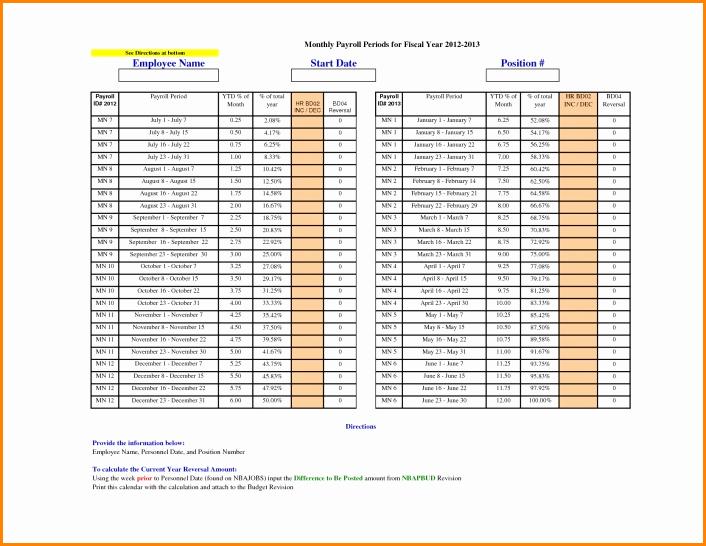 Payroll Calendar Template 2017 Unique 5 Semi Monthly Payroll Calendar