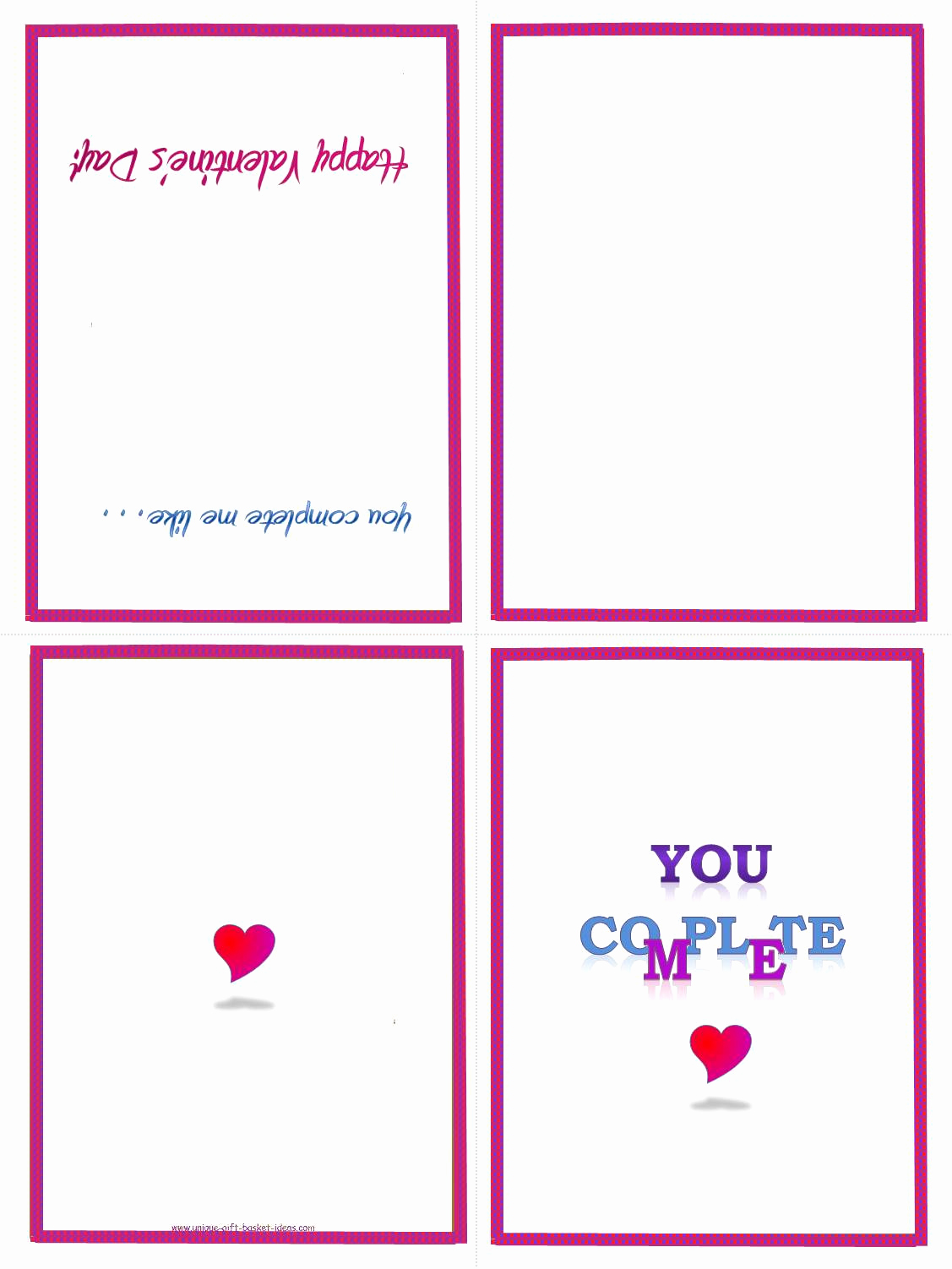 Printable Greeting Card Templates Beautiful Easy Homemade Gift Ideas Free Printable Gifts