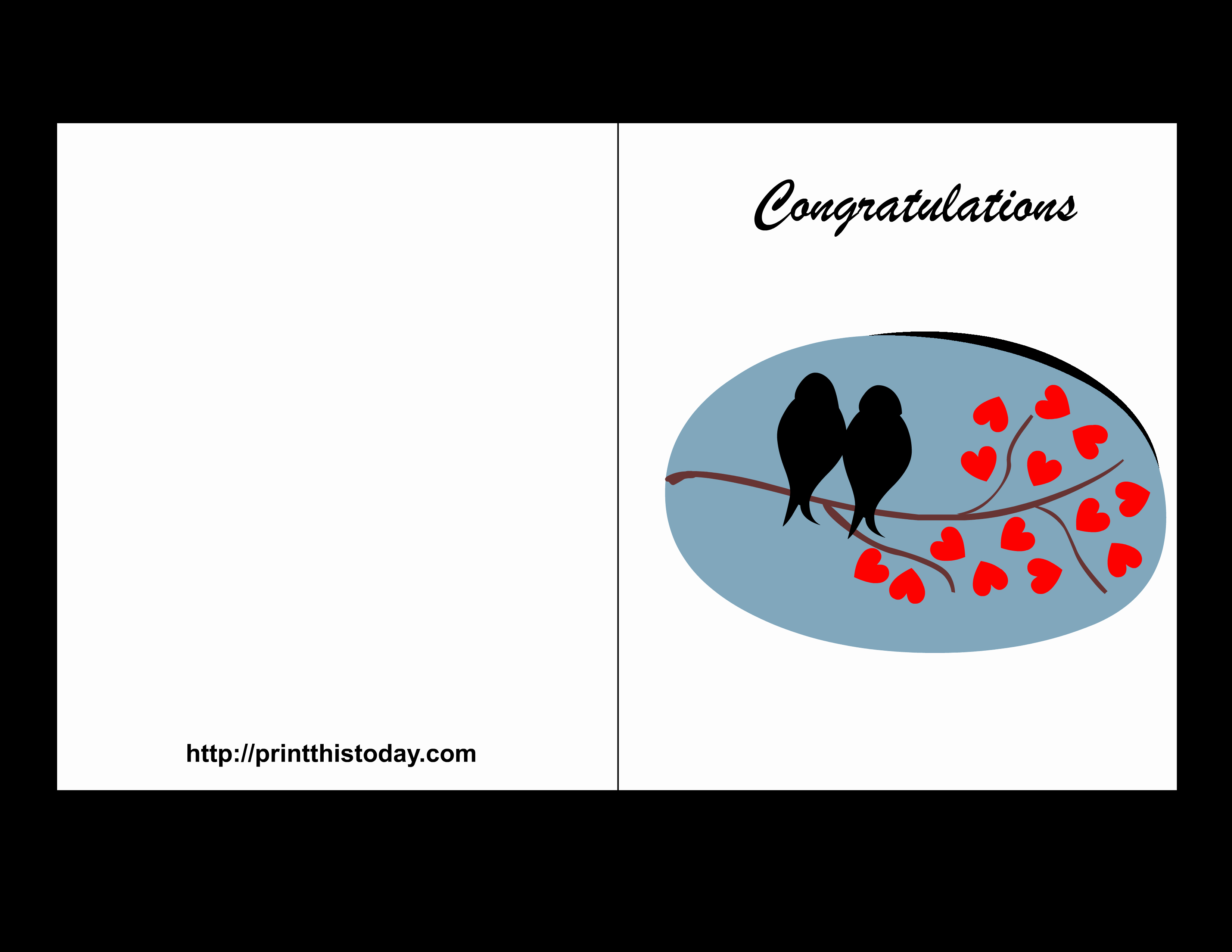 Printable Greeting Card Templates Best Of Free Printable Wedding Congratulations Cards