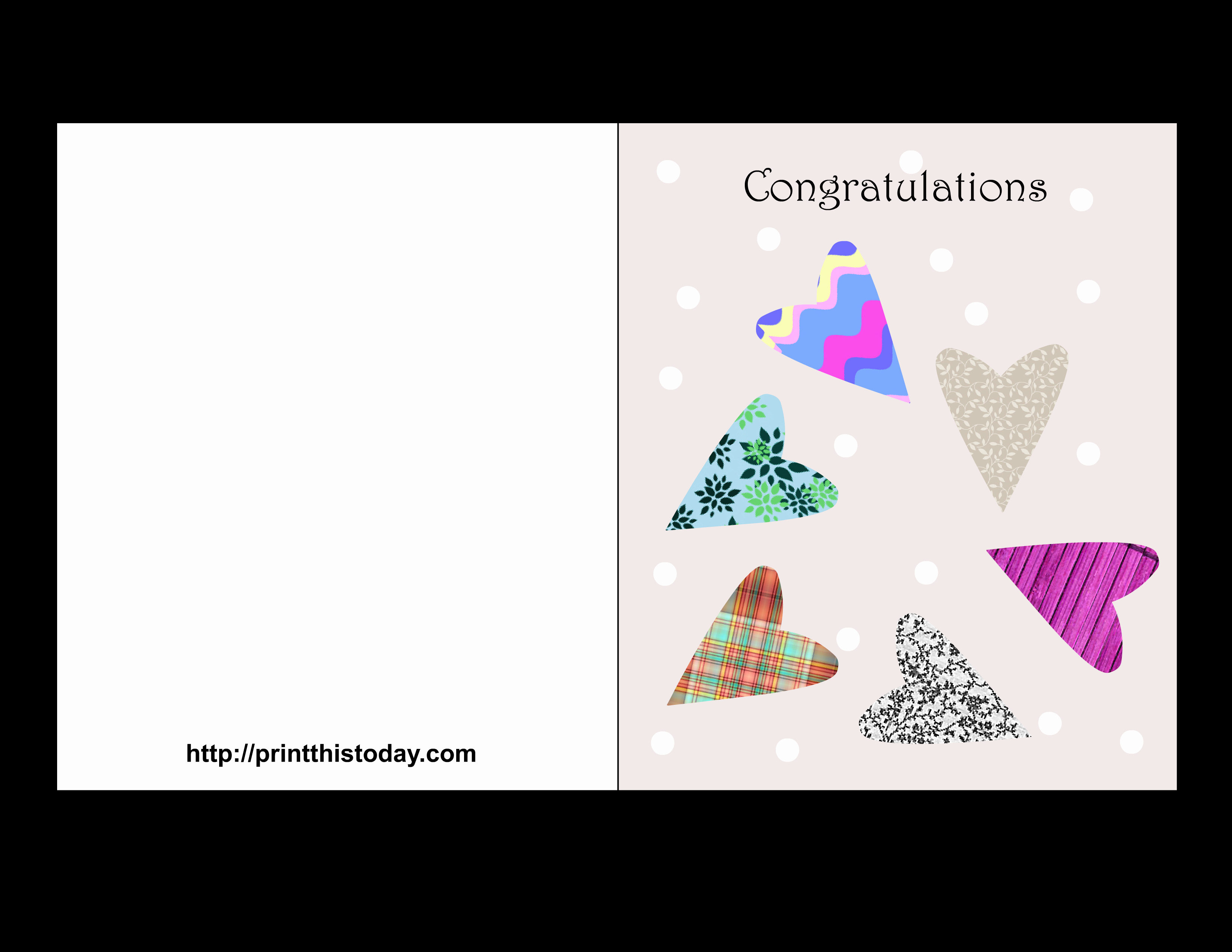 Printable Greeting Card Templates Fresh Free Printable Wedding Congratulations Cards