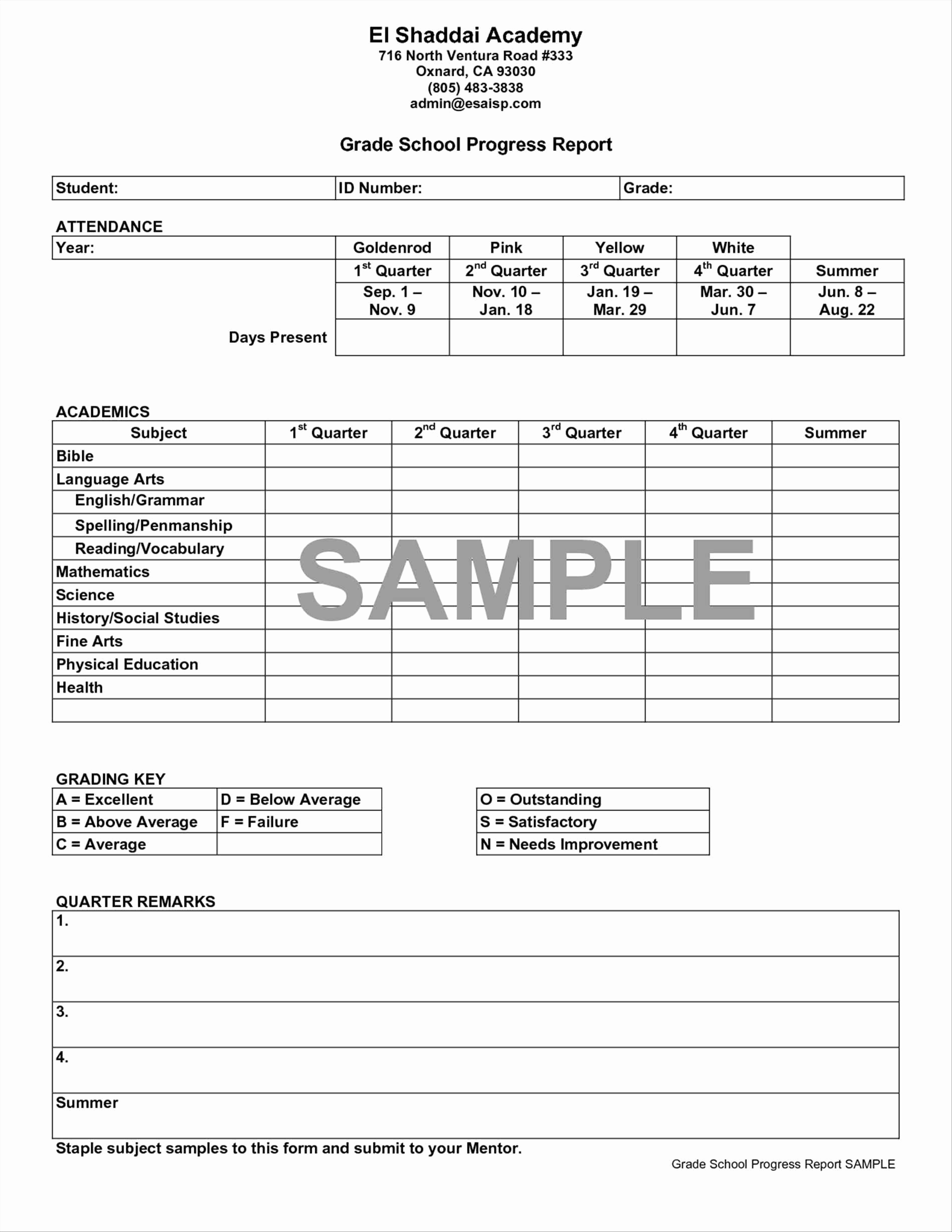 Printable Report Card Template Inspirational Inspirational Free Printable Business Card Templates