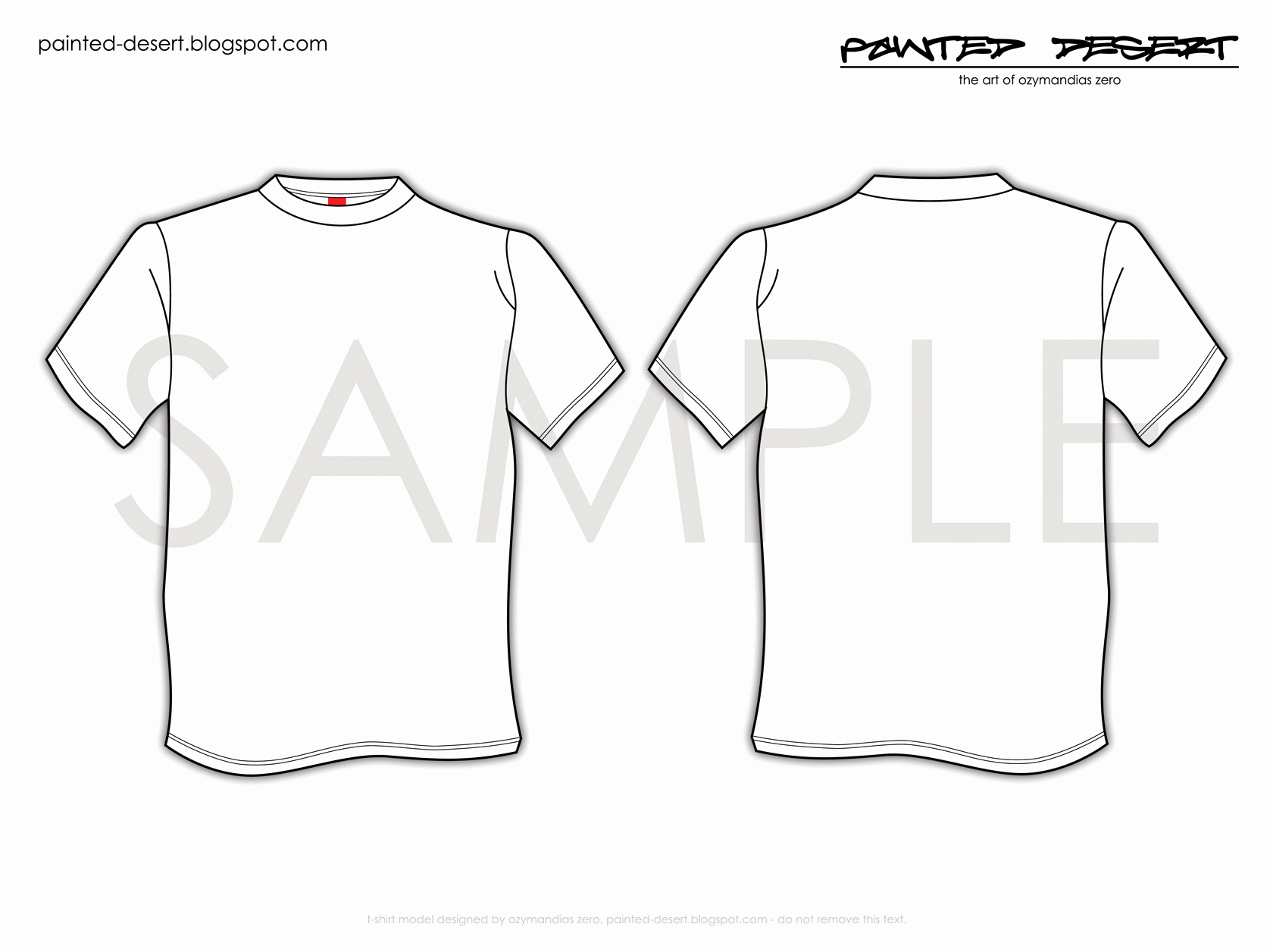 Printable T Shirt Templates Elegant T Shirt Template Print Out by organiczero On Deviantart