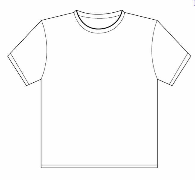 Printable T Shirt Templates Lovely Best 25 T Shirt Design Template Ideas On Pinterest