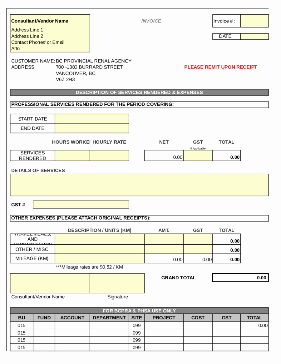 Pro forma Invoice Template Beautiful 2019 Proforma Invoice Fillable Printable Pdf & forms