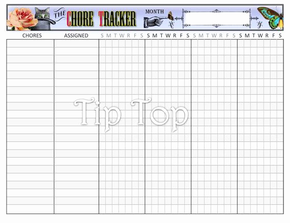 Roommate Chore Chart Template Awesome 1000 Ideas About Roommate Chore Chart On Pinterest