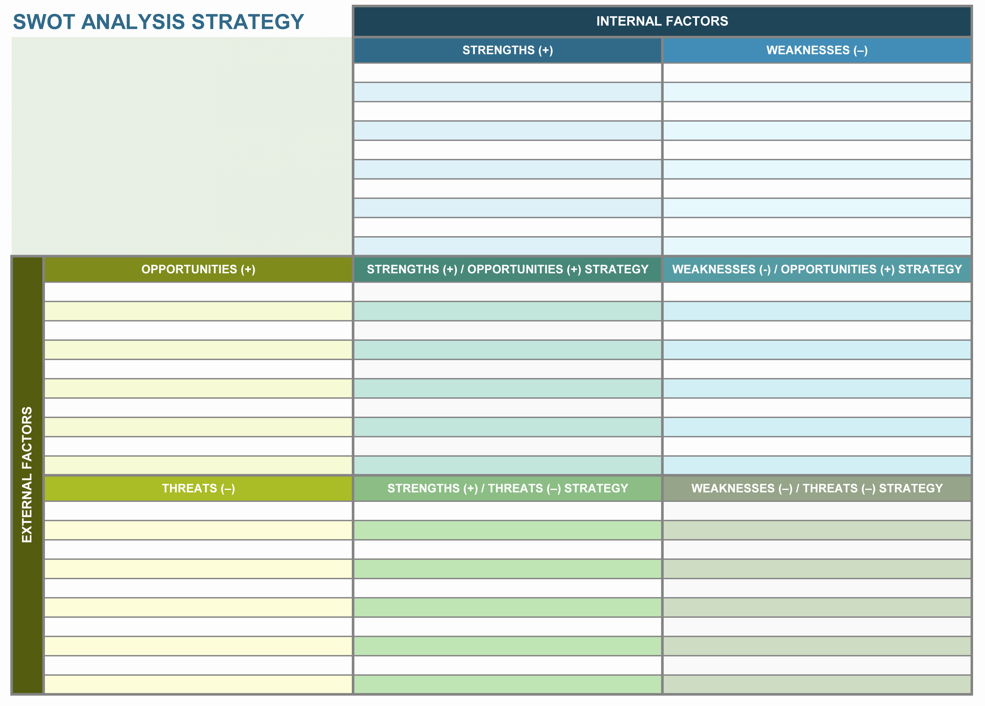 Strategic Planning Template Word Best Of Strategic Human Resource Management
