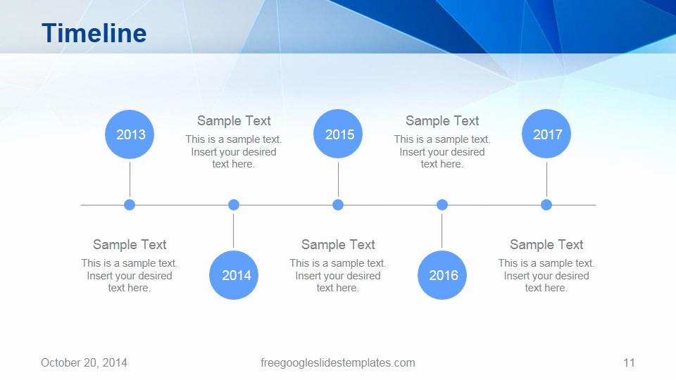 Timeline Template for Google Docs Elegant Timeline origami Google Slides Template Free Google