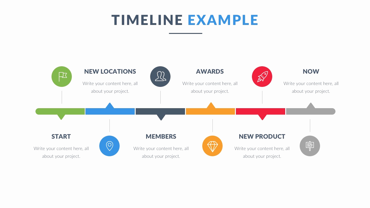 Timeline Template for Google Docs Luxury Free Timeline Google Slides Templates Slidesmash