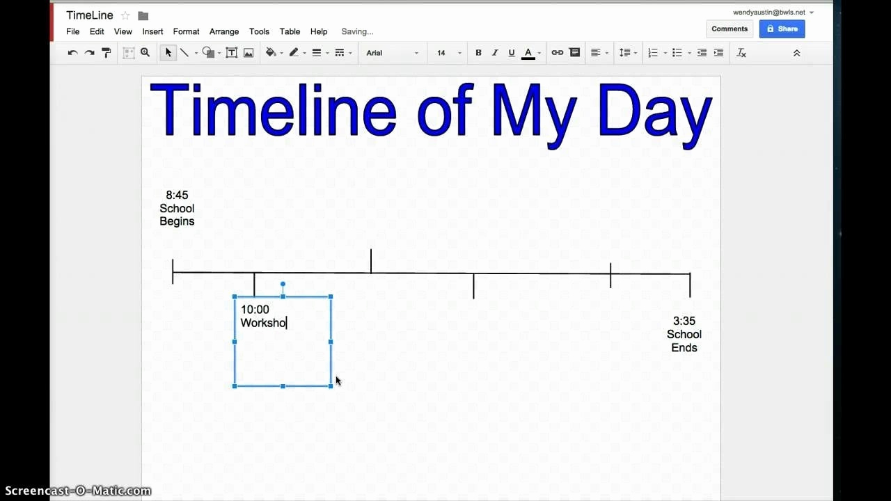 Timeline Template for Google Docs Unique Timeline Example Cool Timeline Template Google Docs