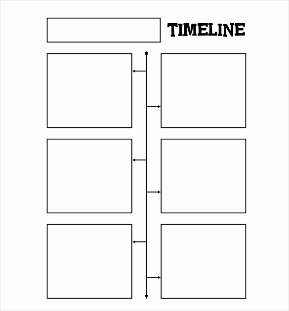 Timeline Templates for Word Inspirational 33 Blank Timeline Templates – Free and Premium Psd Word