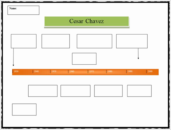 Timeline Templates for Word New 8 Biography Timeline Templates Doc Excel