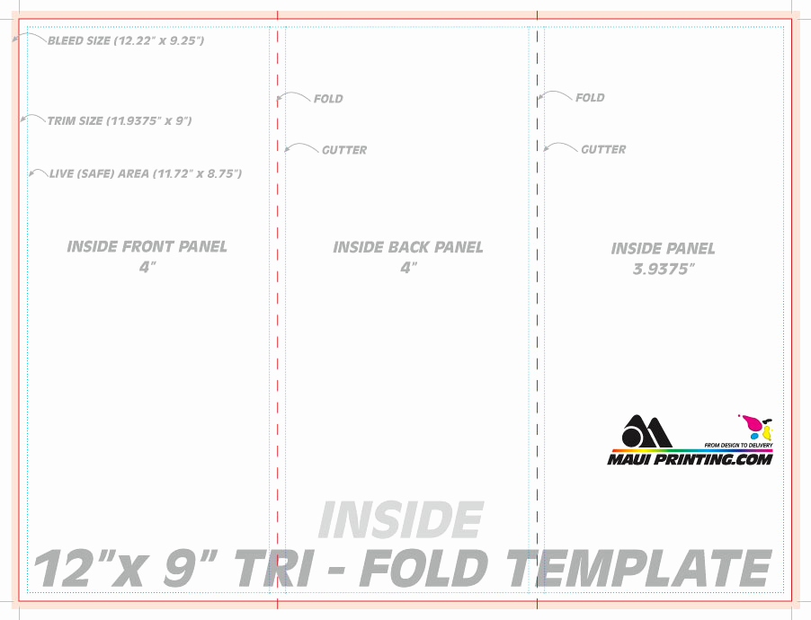 Tri Fold Table Tent Template Best Of Table Tent Template