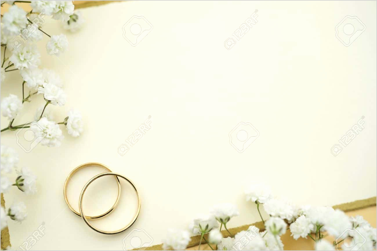 Wedding Invitation Design Templates Awesome Blank Wedding Invitation Paper to Her with Invi