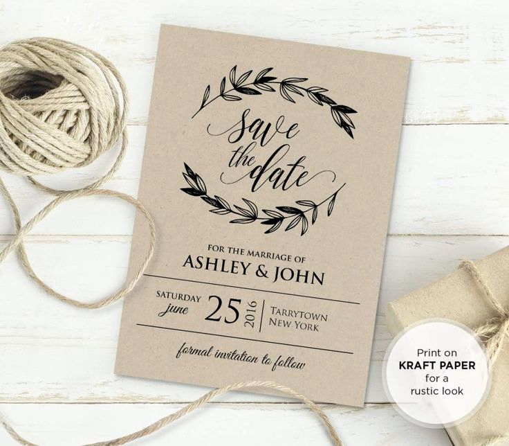 Wedding Invitation Design Templates Beautiful 25 Best Ideas About Invitation Templates On Pinterest