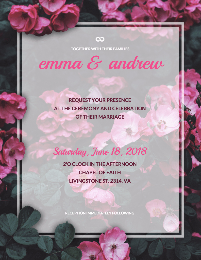 Wedding Invitation Design Templates Best Of 19 Diy Bridal Shower and Wedding Invitation Templates