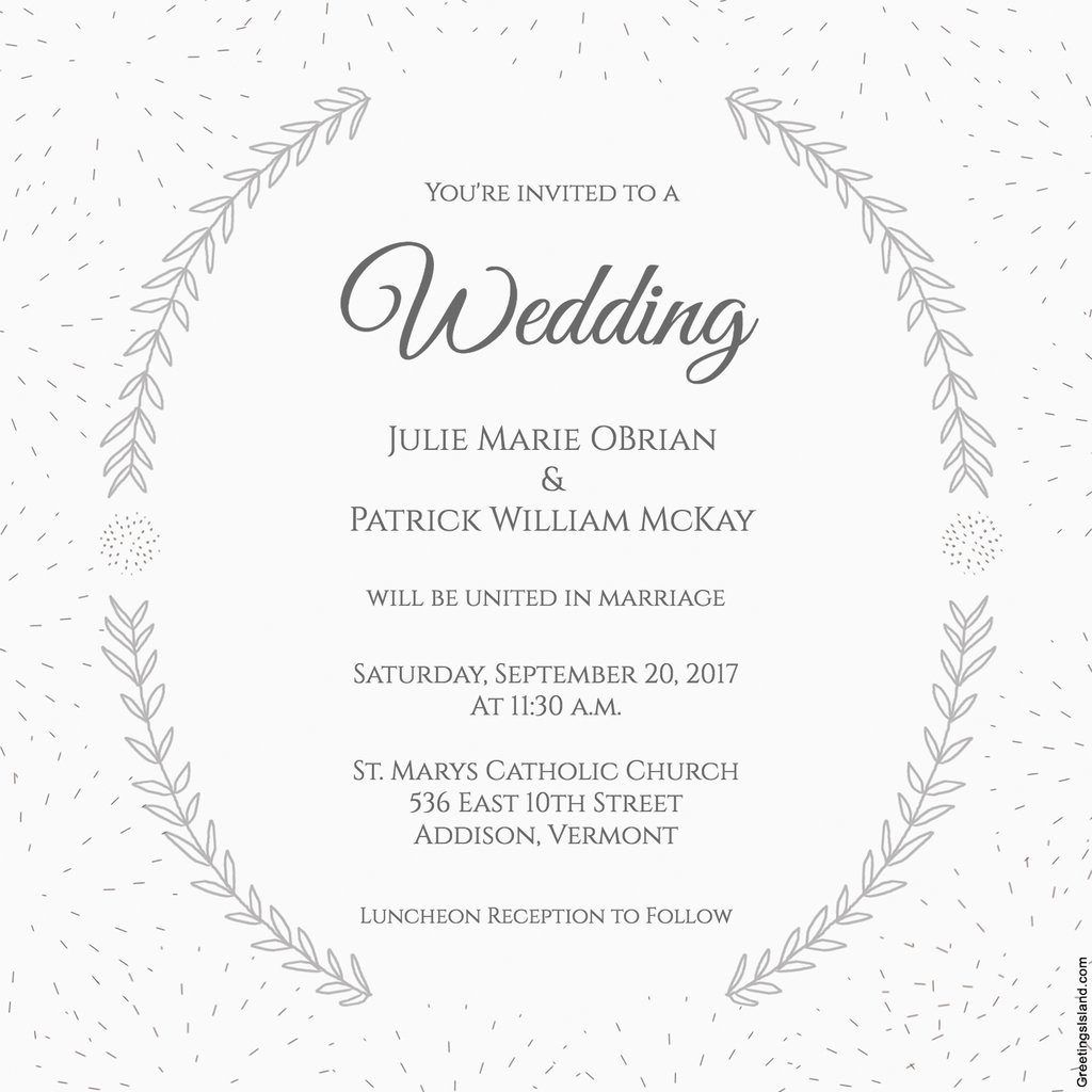 Wedding Invitation Design Templates Inspirational Wedding Invitation Templates Free